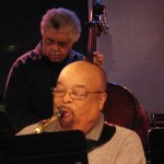 Rufus Reid & Red Holloway, Performing with Curtis Fuller, The Iridium, Jan 19, 2008