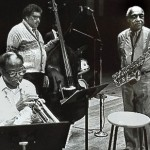 Clark Terry, Rufus and Benny Carter
