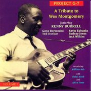 Project G7: A Tribute To Wes Montgomery - Vol I