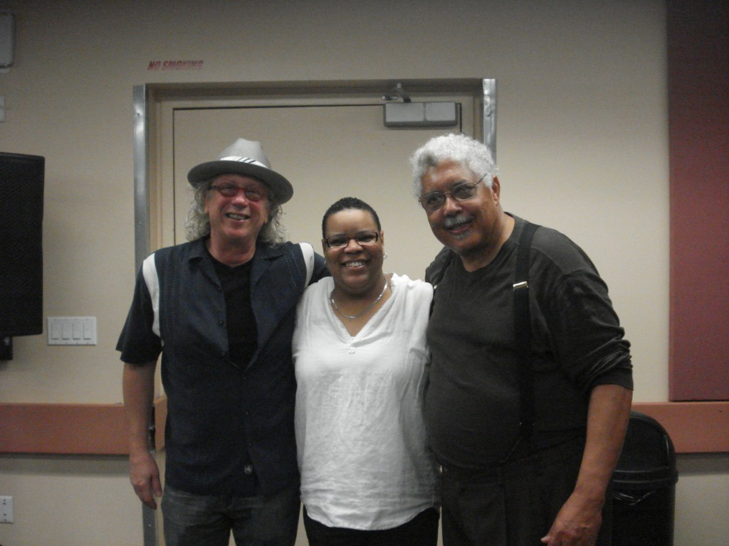 Tim Hagans, Tanya Darby with Rufus